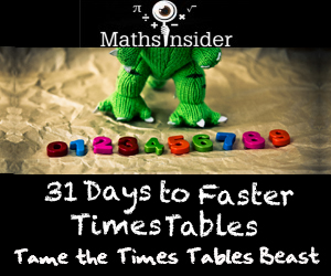 31 Days to Faster Times Tables