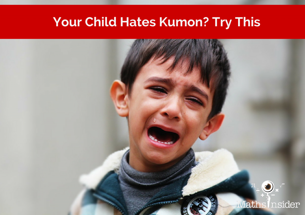 Your Child Hates Kumon? Try This