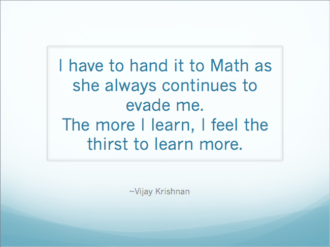 Inspirational Math Quotes: 13 Cool, Beautiful And Inspirational Math Quotes