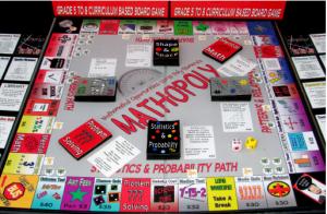 10 Fun Parent-Tested Math Board Games