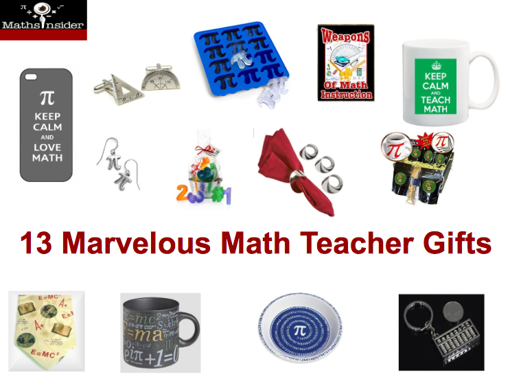 math teacher gifts