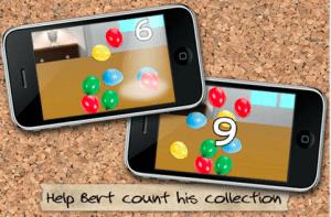 Bert's bag app