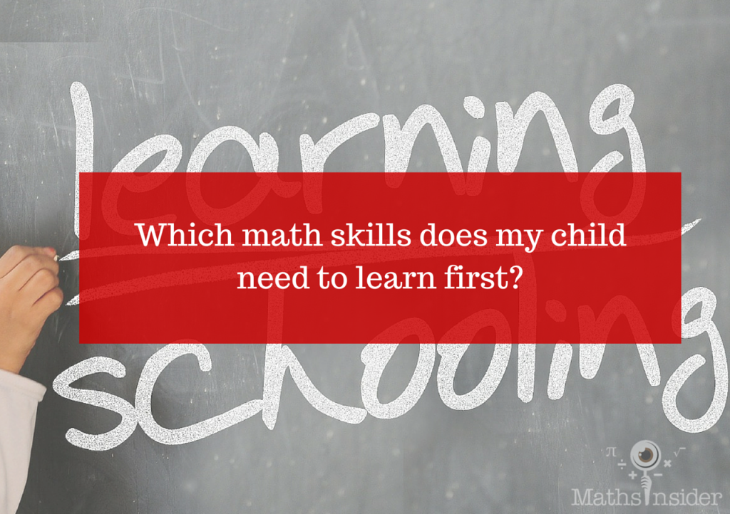 Learn These Math Skills First! - Maths Tips From Maths Insider