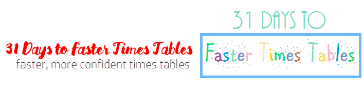 faster times tables