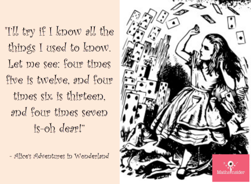 Quotes - Alice in Wonderland