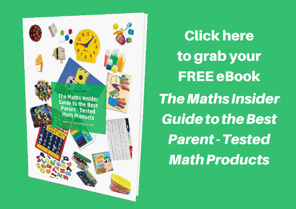 The Maths Insider Guide to the  Best Parent - Tested Math Products