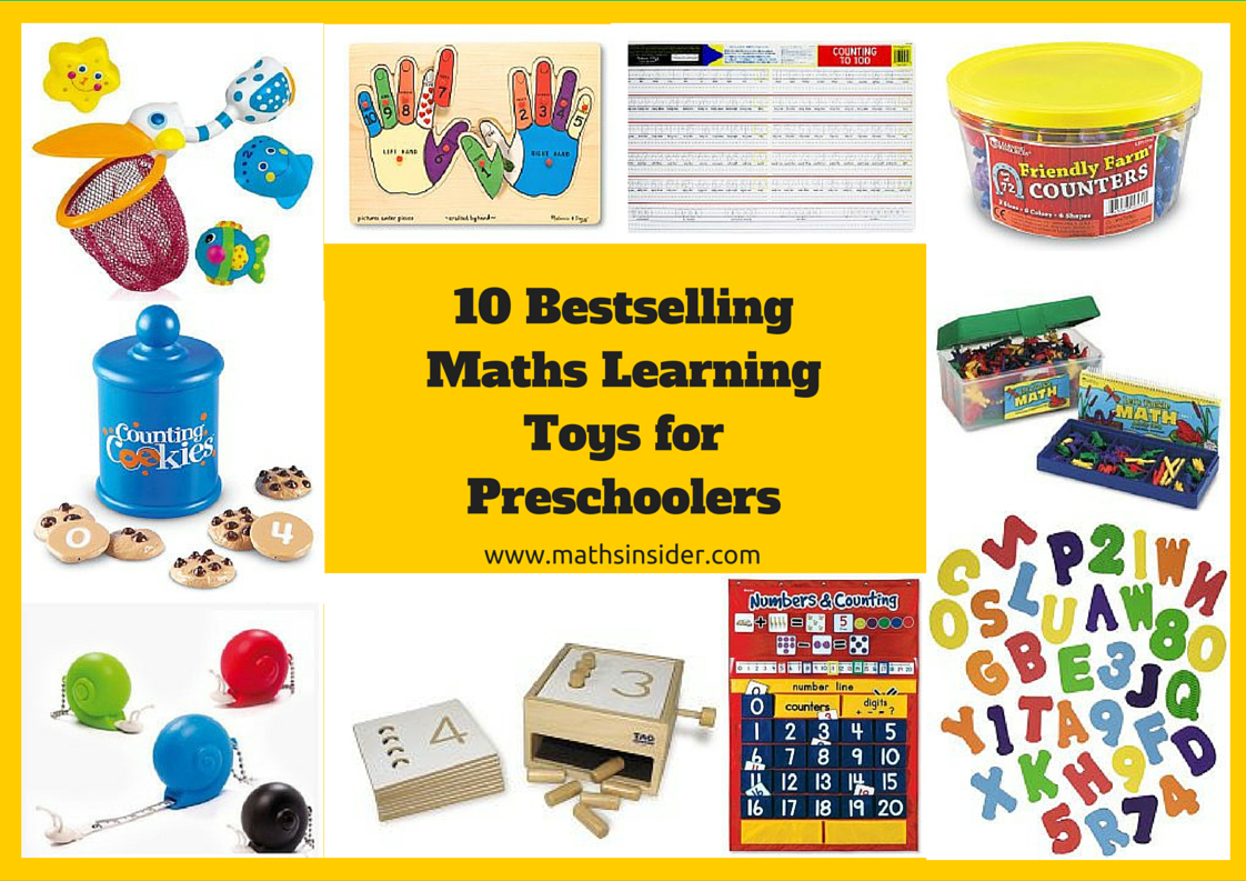 10 Bestselling Maths Learning Toys for Preschoolers ...