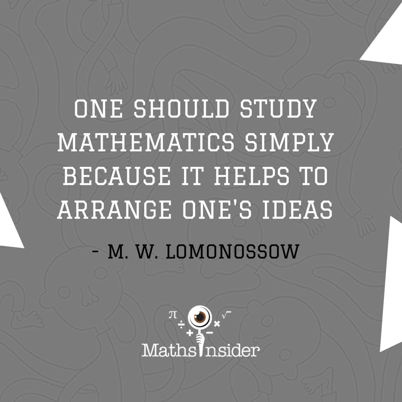 Inspirational Math Quotes 13 Cool, Beautiful and Inspirational Math Quotes Inspirational Math Quotes